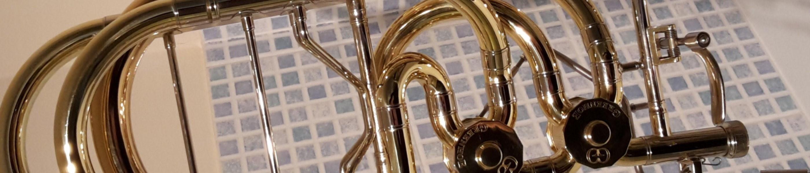 Trombones for sale