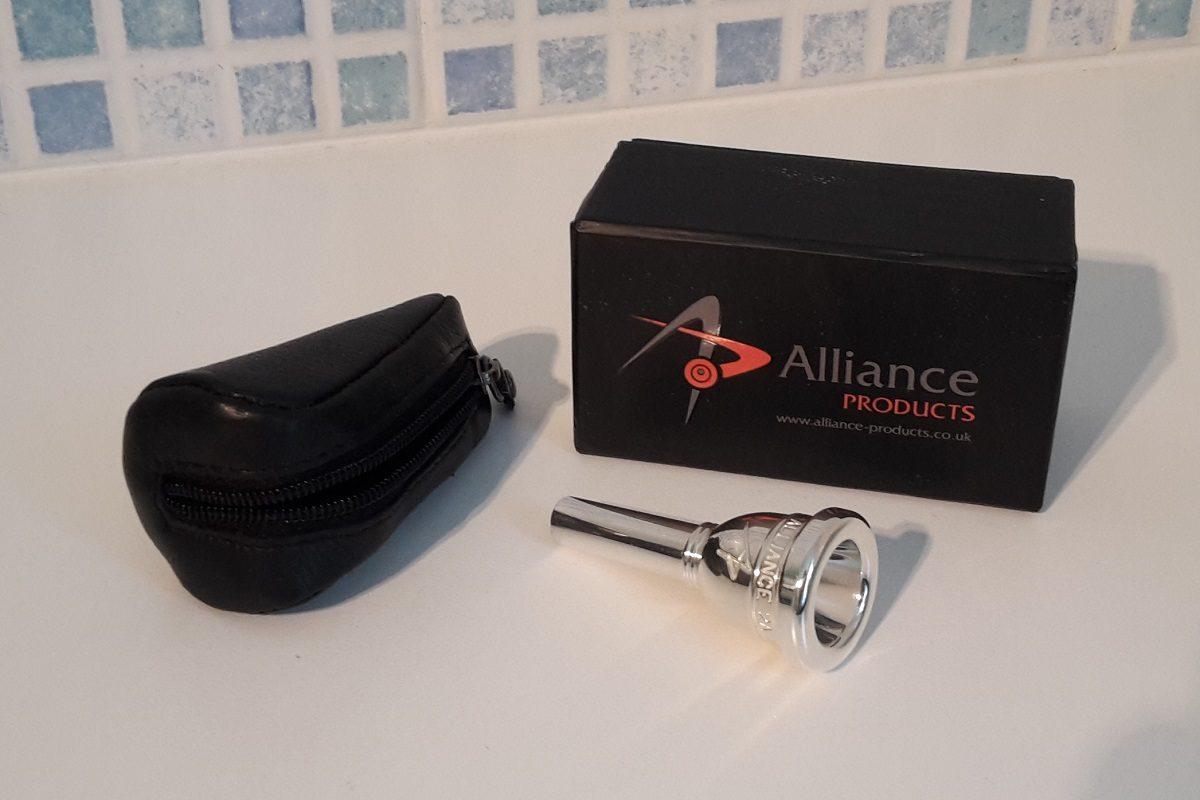 Alliance Cornet Mouthpiece