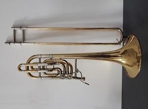 Vincent Bach Bass Trombone