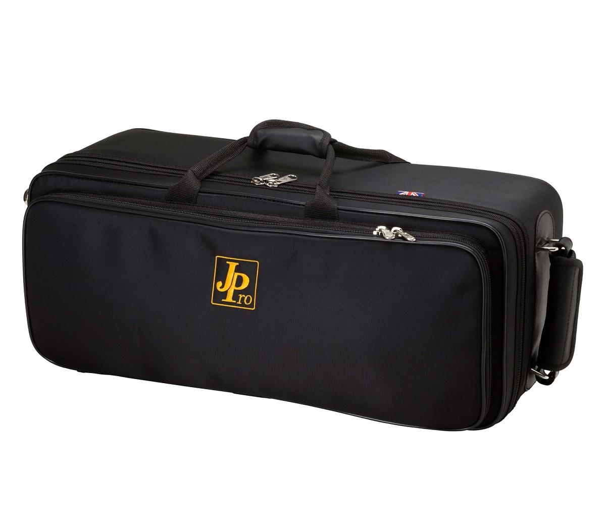 jp pro double cornet case jp851 duchy brass instruments for sale. Black Bedroom Furniture Sets. Home Design Ideas