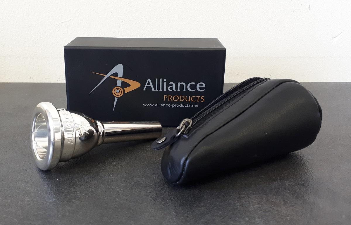 Alliance Euphonium Mouthpiece