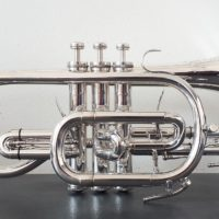 Besson International Cornet