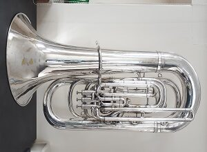 Besson Sovereign BBb Bass Tuba