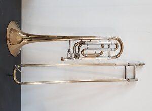 Vincent Bach 42B Bb/F Trombone