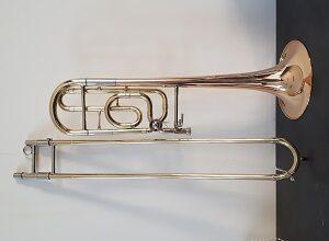 Conn Artist 52H Bb/F Trombone